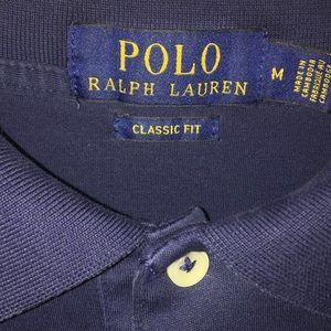 Ralph Lauren polo styles shirt
